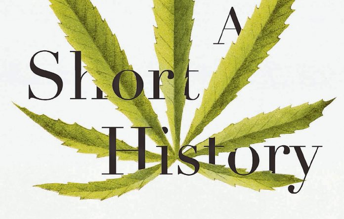 Hazel Crampton's Dagga: A short History.