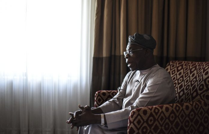 No diplomat: Nigeria's former president Olusegun Obasanjo lauds Rwanda and Ethiopia for their recent socioeconomic successes