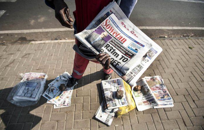 Seventy percent of editors are black males