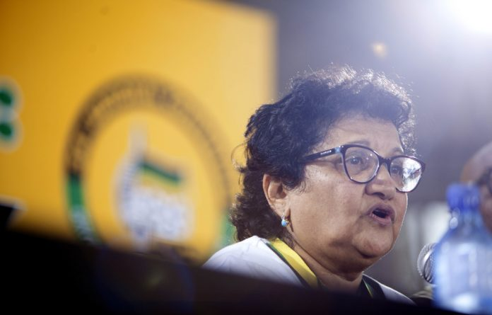 Duarte said the submissions Zuma made to the NWC would be presented to the NEC on Wednesday and that the decision taken by that structure would be final.