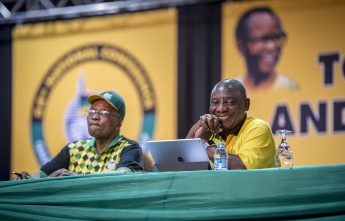 'Our campaign has strictly been to renew the ANC and bring back the honour of the party