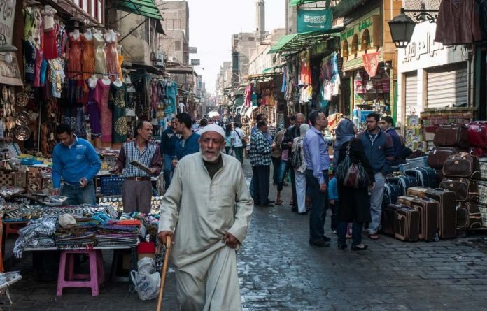 Everyday life in Cairo: but the city has become a hub for the organ trade.