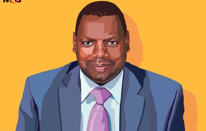 Zweli Mkhize: 'A significant transition is taking place'.