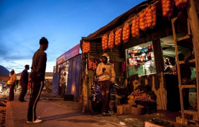 Foreign spaza shop owners told the press last week they blamed recent violent looting in Soweto on allegations of fake food in the township.