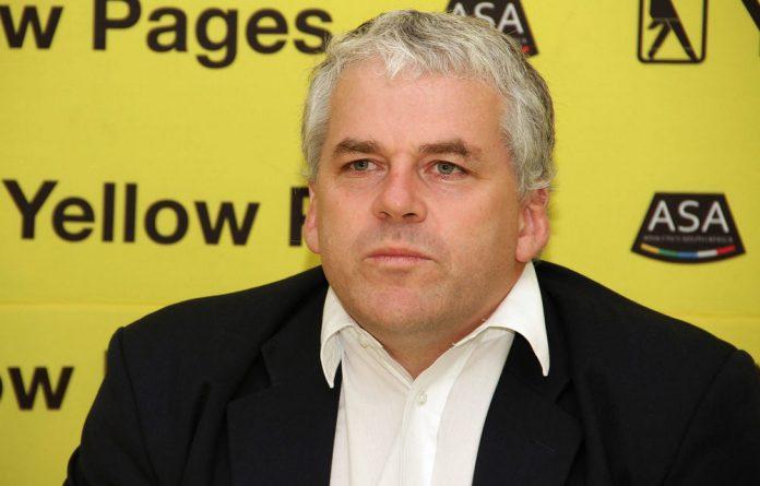 ASA president James Evans.