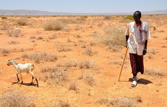 Somalia is a case of subtle connections between drought
