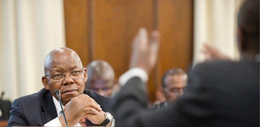 Eskom chair Ben Ngubane.