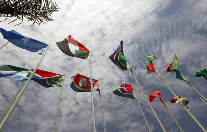 Flagged: Students from the SADC region and elsewhere come to South African universities because of future research opportunities and in the belief that it will be easier to find jobs.