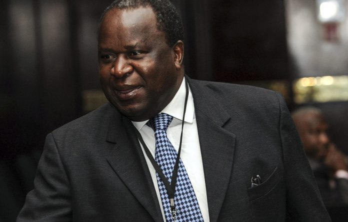 Finance Minister Tito Mboweni committed to pinning growth reforms on fiscal and monetary stability.