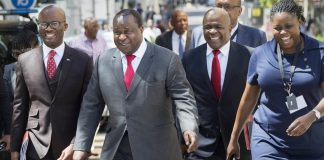 Contagion: Finance Minister Tito Mboweni