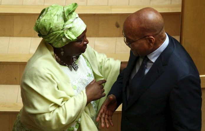 African Union chair Nkosazana Dlamini-Zuma may benefit from the ruling party's move to avoid a leadership showdown.