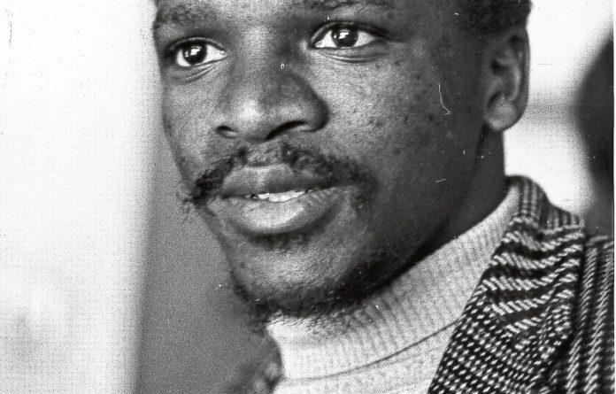 Inspirational teacher: Onkgopotse Tiro galvanised the youth.