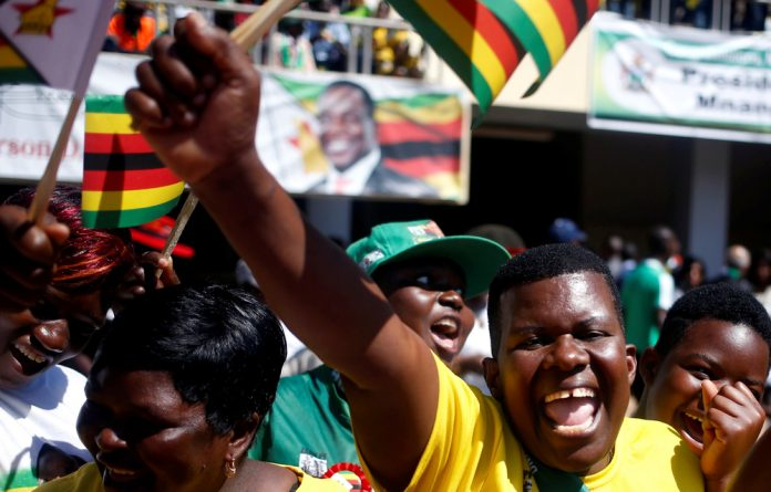 Zimbabweans voted en masse and ED Mnangagwa won the mandate to govern as president by the skin of his teeth.