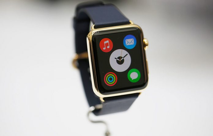 Apple has unveiled a watch