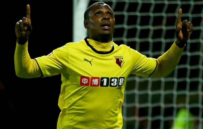 Odion Ighalo scored 20 goals last season to help Watford get promoted.