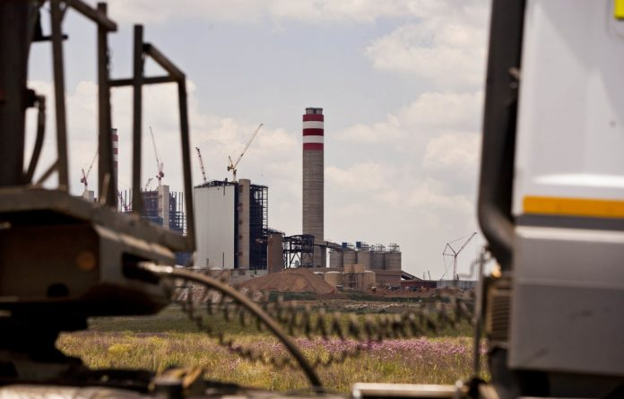 Eskom's Kusile power station