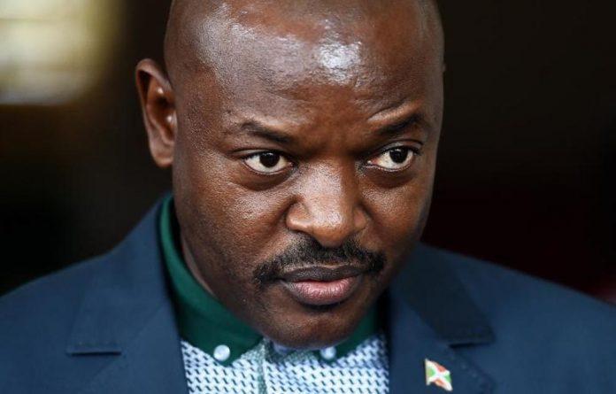Burundi President Pierre Nkurunziza dies of heart failure