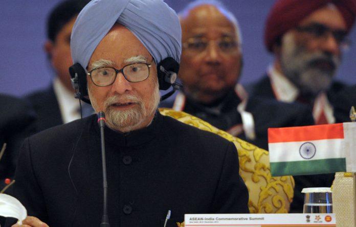 India's Prime Minister Manmohan Singh.