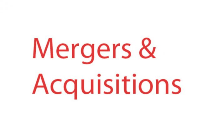Mergers and acquisitions are directly affected by business confidence