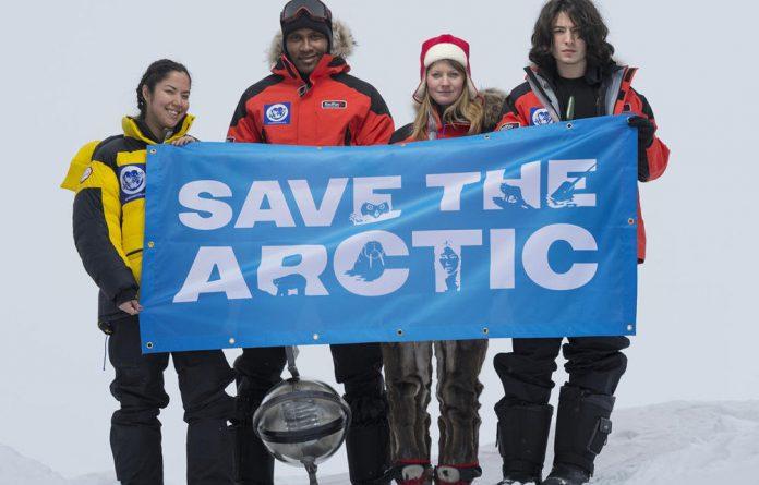 Arctic ambassadors