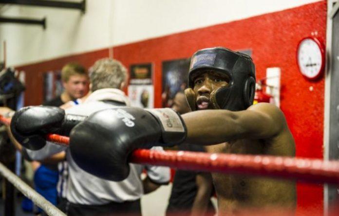 Michael Mokoena is taking on South African Junior Welterweight champion Xolani Mcotheli.