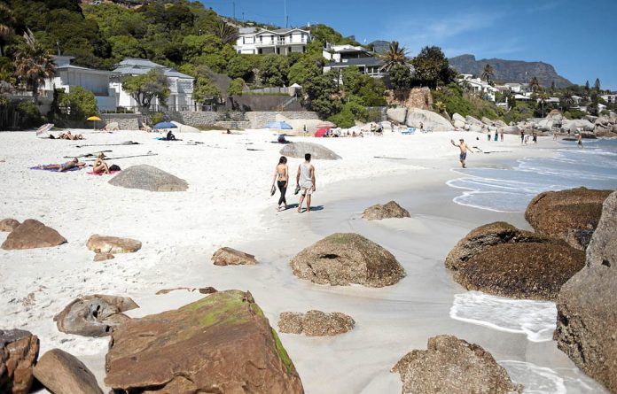 Clifton: Where the world's rich and famous roam and 'bungalows' sell for between R17-million and R65-million.