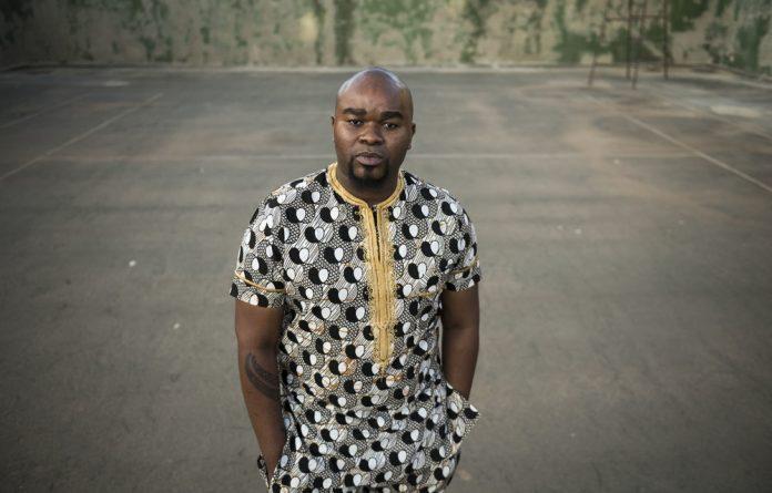 'He — Ndumiso Michael Omowale Sibanda — has a number of names'