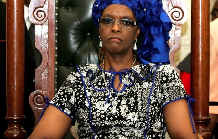 Fate of Grace:  Arresting Grace Mugabe is going to be 'difficult