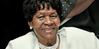 Albertina Sisulu played a key role in South Africa's liberation.