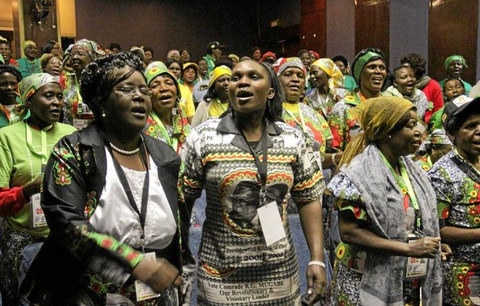 For our men: The Zanu-PF Women's League and its agenda are never heard from – until it's time for a congress to endorse a leader