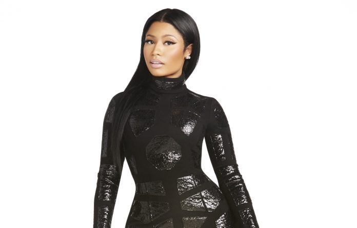 Musician and performer Nicki Minaj rocks South Africa this week. Picture: Supplied.