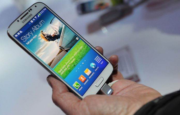 The Samsung Galaxy S4 was launched in New York on Thursday night.