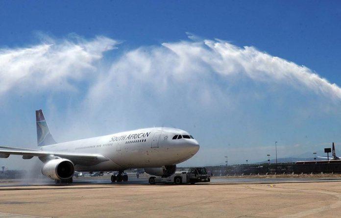 SAA needs to buy new fuel-efficient aeroplanes.