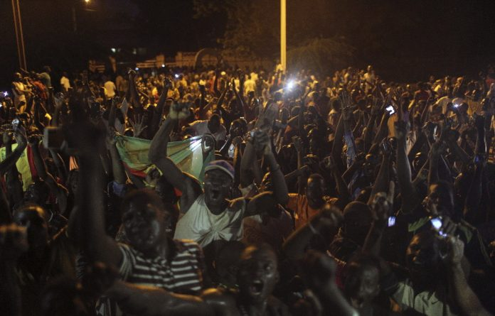 BurkinaFaso Anticoup.
