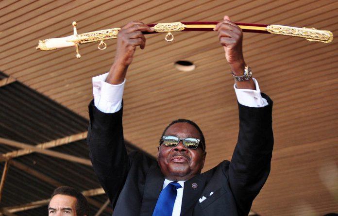 Malawi's new president