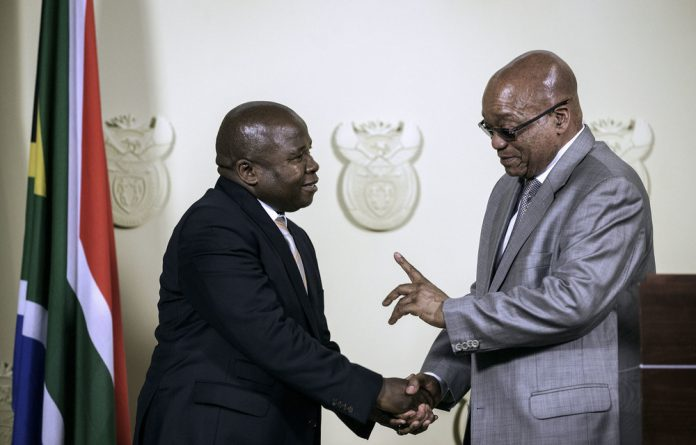 AmaBhungane reporter Tabelo Timse unpacks the reaction to Co-operative Governance Minister Des van Rooyen's month-to-month stay in a five-star hotel.