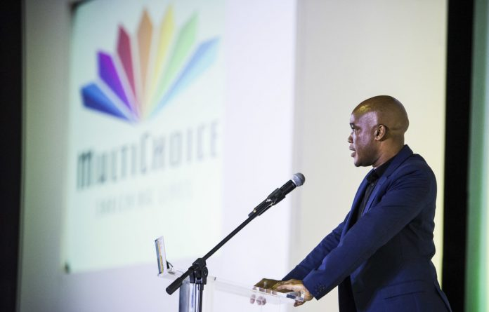 MultiChoice CEO Calvo Mawela