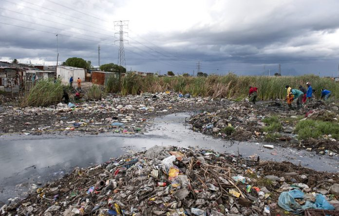 Tipping point: Inadequate sanitation