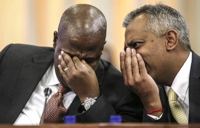 Number's up: Brian Molefe