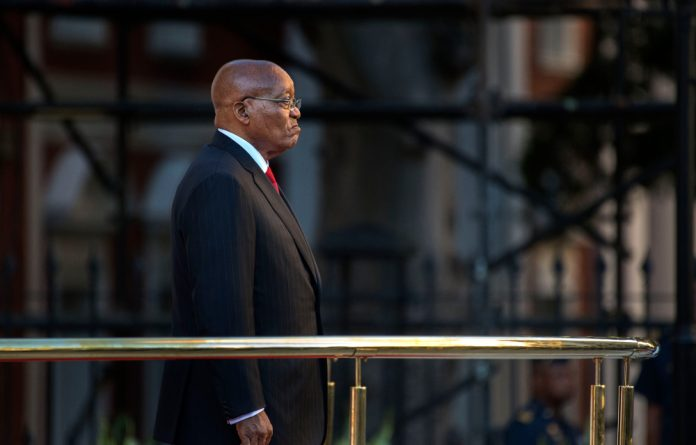 President Jacob Zuma says a policy overhaul is essential because black South Africans directly own just 10% of the top 100 companies on the Johannesburg Stock Exchange.