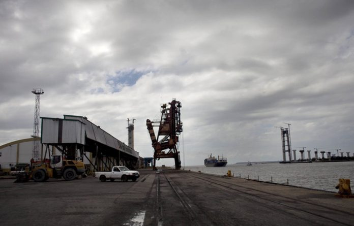 The coal port, a bit further up the Maputo River, has also grown and aims to export 20-million tonnes of coal a year by 2020.