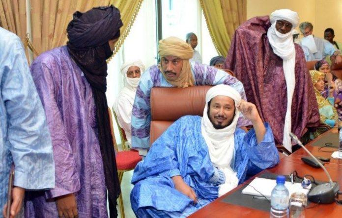 Malian Tuaregs