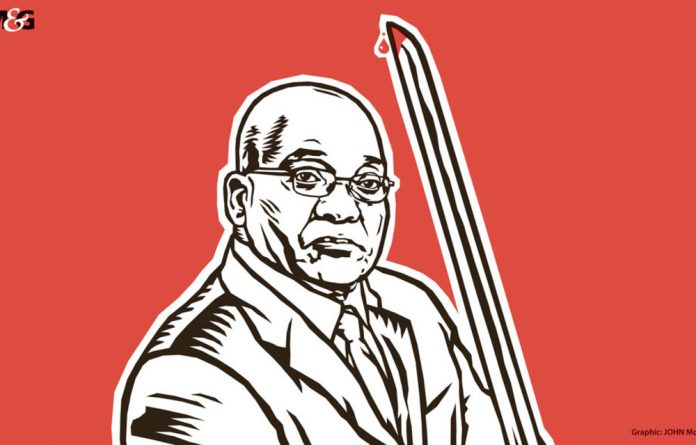 Some economists argue that a cornered Jacob Zuma could be dangerous for South Africa.
