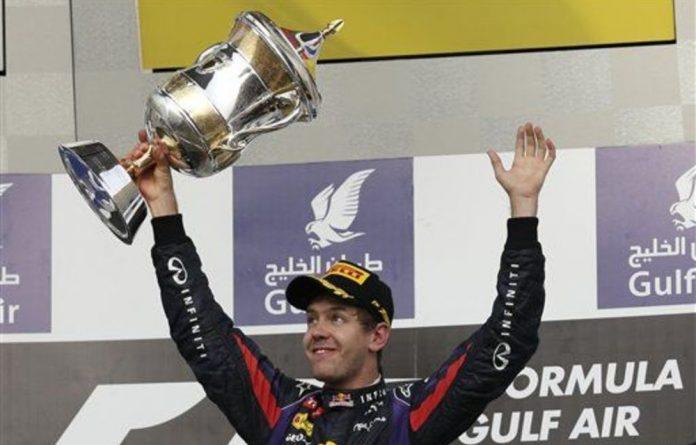 F1 champion Sebastian Vettel.