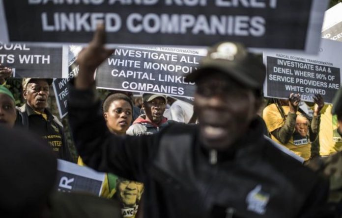 The conversation on white monopoly capital is being extended to include corruption