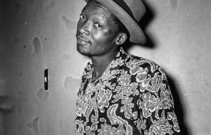 Sophiatown style: On the 50th anniversary of Can Themba's death his play The Suit is being performed at the Market Theatre.