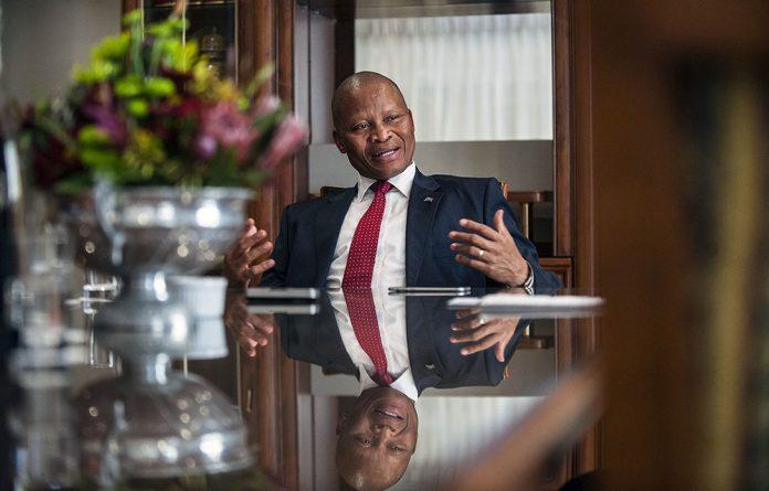 The Nkandla judgment saw Mogoeng trending on social media around the country.