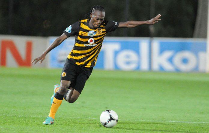 Reneilwe Letsholonyane can use his long-range passing skills to make short work of Pirates.