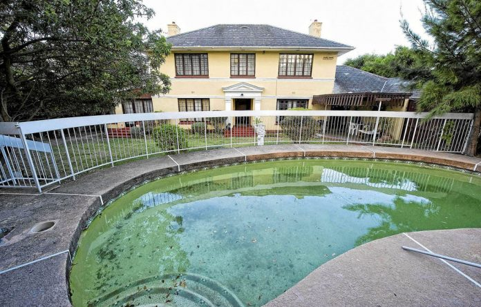This property in Kenilworth is owned by the Zimbabwe government and is worth up to R4-million.