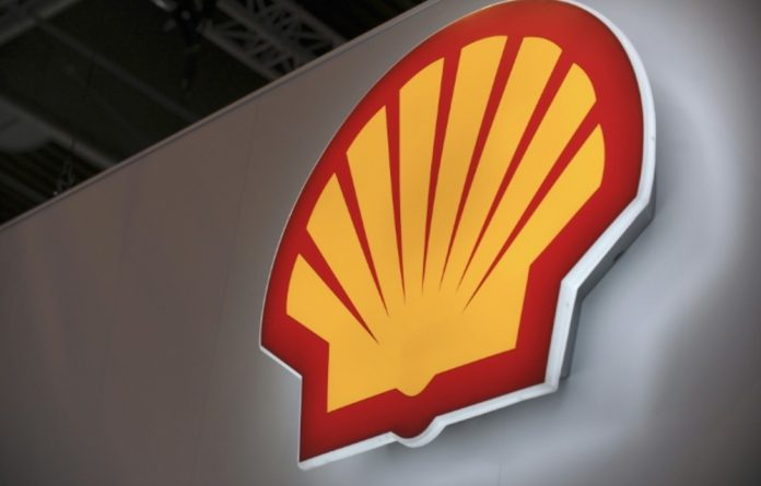 Royal Dutch Shell announced Thursday that second-quarter net profits quadrupled